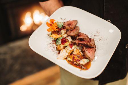 Dinner Bavarian Inn WV