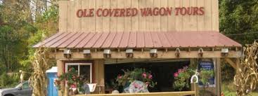 Old Covered Wagon Tours
