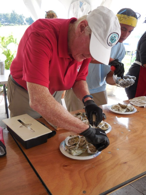Oyster & Wine Festival