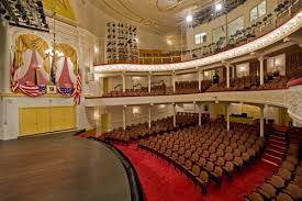 Ford's Theatre interior