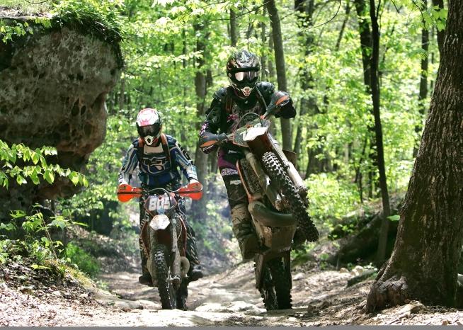 Hatfield-McCoy Trail System